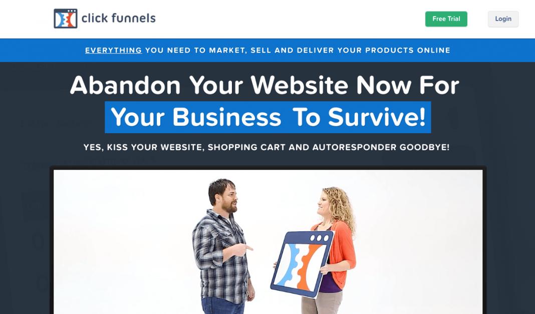 clickfunnels affiliation